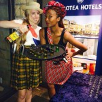 Our Shooter Girls at the ASATA Travel Conference at The Arabella Hote, Cape Town.