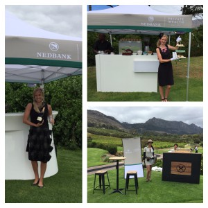 Nebank Golf Day at Steenberg.